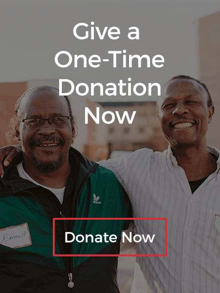 Give a one-time donation.